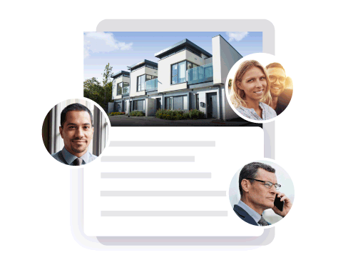 Open communication allows all parties involved in the buying process to stay up to date on the property.