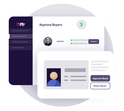 https://cdn.offr.ioBuyers are invited to the page of the new home, where they can upload personal information and download property information.